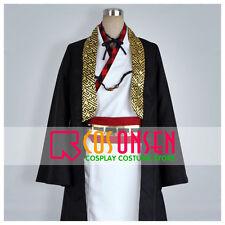 Cosonsen Hakuouki Shinsengumi Kitan Kazama Chikage Cosplay Costume Kimono