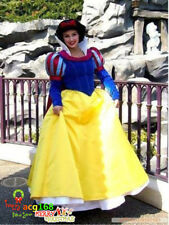 2018 Cosplay Princess Snow White Mascot Costume Seven Dwarfs Suit Party Dress