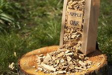 APPLE OAK BBQ Smoking Wood Chips MIX, 5L OF SUPER WOODS, BUY 2 GET 3 NOW OFFER,
