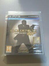 Jeu Goldeneye Reloaded 007 PS3 - Neuf blister officiel - Envoi Offert