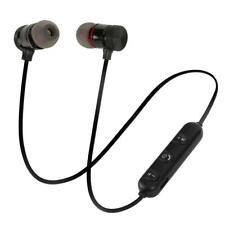 ab5516f7817d7f Magnetic 4.1 Wireless Bluetooth Earphones Sports Headsets Stereo Bass  Headphones