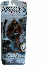 Ubisoft/McFarlane Assassin's Creed Black Bart Bartholomew Roberts