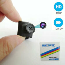 mini DV Camera HD 1080P Hidden CAM Video Recorder DIY Button pinhole Camcorder