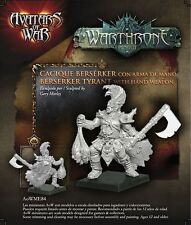 Avatars of War: Berserker Tyrant with hand weapon - aow84 - Character
