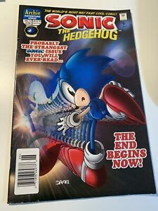 SONIC The HEDGEHOG Comic Book #71 June 1999 Bagged & Boarded