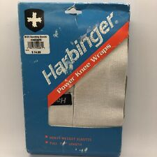 Harbinger Power Knee Wraps 72 Inches