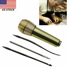 1sets Sewing Shoe Repair Sewing Tools Needle Awl Leather Craft Kit Tools Gw
