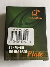 PhotoClam PC-76UP Camera Plate for Canon EOS 5D Battery Grip