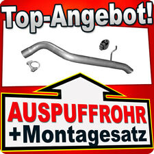 Endrohr FORD TOURNEO TRANSIT CONNECT 1.8 TDCi 2002-2013 Auspuff Hinten ALN