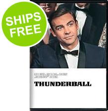 Thunderball (DVD, 2015) NEW, Sean Connery, Claudine Auger, Adolfo Celi, 007