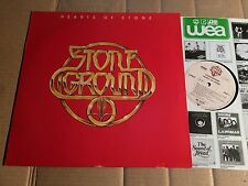 STONEGROUND-Hearts Of Stone-LP-WB 56 543-GERMANY 1978
