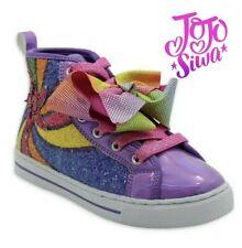 Nickelodeon Jojo Siwa Star Swirl High-Top Sneaker (Toddler Girls)