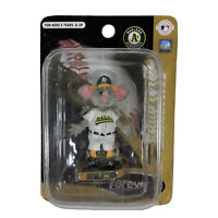 Stomper Oakland Athletics Mascot Mini Magnetic Bobs Bobble Head Bobblehead MLB