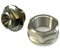 TITANIUM FRONT & REAR AXLE SPINDLE NUT FOR KTM SXF250 SXF350 SXF450 2015 - 2019