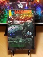 DARKMINDS #1 Volume 1 HOLOFOIL EDITION Splash Cover by Pat Lee & DREAMWAVE!
