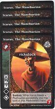 Icarus, The Manchurian x5 Nosferatu antitribu 3rd Ed