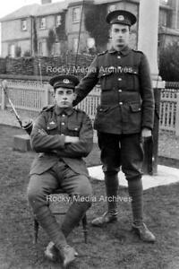 Bsd-5 Norfolk Regiment Portrait, Cromer. Photo