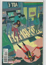 Ms Marvel #14A Marvel Comics 2014 First Print NM