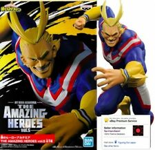 ☀ My Hero Academia All Might Banpresto The Amazing Heroes Figure Figurine Japan☀