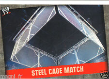 Slam Attax Evolution - Steel Cage Match