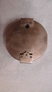 Brinton Mk. 1 1914 Brass Compass (Thos. J. Evans, Esq)