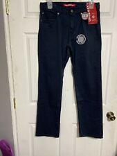 Unionbay Blue Relaxed Straight 5 Pocket Pants Mens Size 32X32 NWT