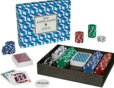 Texad hold em 300 Chips Poker Game Set With Aluminum Case