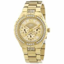 Guess Women's Stainless Steel Analogue Wristwatches