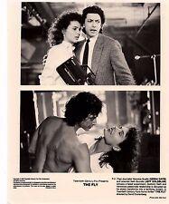 Jeff Goldblum  THE FLY(1986) Original USA press release composite  photo