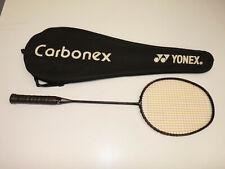 Vintage Yonex Carbonex 21 SP badminton racket with cover, stunnng looking racket