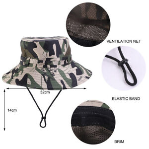 Parent-child Boys Girls Sun Hat Breathable Bucket Hat Summer Outdoor Hat