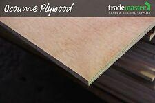 Plywood Okoume (Furniture Grade) E1 MR GLUE - 2400x1200 x 12mm - Sydney NSW