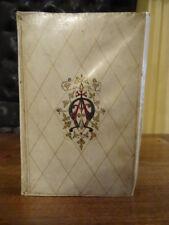 Marguerite d'Angoulême Livre Dépenses Ferriere-Percy 1862 Reliure Vélin Peinte