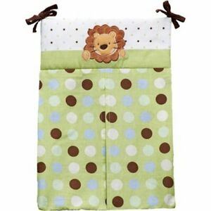 Little Bedding: Jungle Pals Diaper Stacker by NoJo