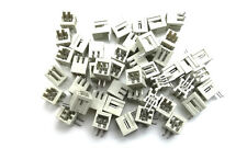 WAGO 733-362 Print pin header, micro, RM 2.5, angled, 2-pin (10 pieces)