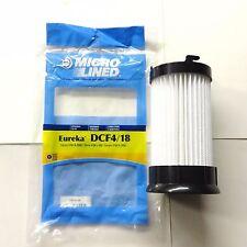 Eureka DCF-18, DCF-4, DCF-1 HEPA Vacuum Filter 4700 Series 5500