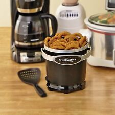 Presto Fry Daddy Deep Fryer Electric Countertop Nonstick Free Shipping New