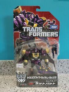 Transformers Takara TG-20 Generations Senator Ratbat Boxed
