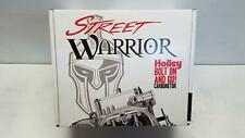 Carburetor Street Holley 0-80457S Street Warrior 600 CFM Electric Choke Vacuum