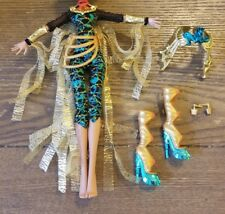 New Monster High Cleo De Nile SDCC Exclusive Mattel Doll Fashion Shoes Outfit