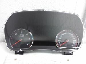 Speedometer Cluster MPH US Market Fits 15-16 SIERRA 2500 888531 ID # 23275714
