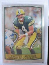Brett Favre - 1999  Topps Chrome #110 - Green Bay PACKERS