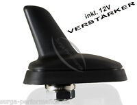 KFZ Antenne Dachantenne Shark mit RAKU 2 für AUDI VW SEAT SKODA