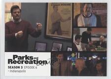 2013 Press Pass Parks and Recreation Seasons 1-4 #36 Indianapolis Card 2a1