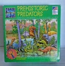 Puzzle Within A Puzzle Prehistoric Predators 100 Piece Jigsaw Puzzle New sealed