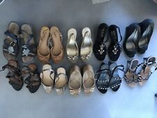 Womens Shoes Designers Bundle 9 & 9.5 - 10 Pairs PRE-Owned / MAKE AN OFFER!