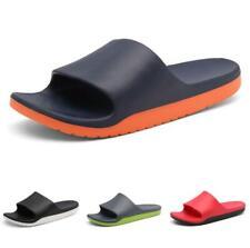 Mens 40-45 Summer Beach Slippers Shoes Open Toe Walking Pool Bathing Non-slip B