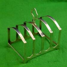 Vintage Adie bross Ltd Solid Silver Toast Bimingham 1962 F3013 usc