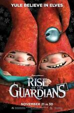 POSTER LOCANDINA LE 5 LEGGENDE RISE OF THE GUARDIANS BABBO NATALE JACK FROST #9