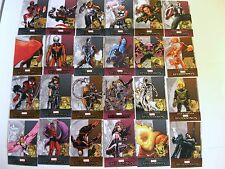 2012 Marvel Beginnings 3 III 180 Card Set from Upper Deck